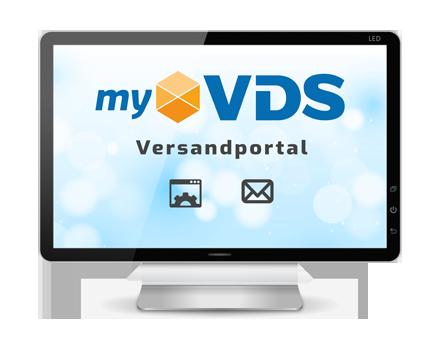 Das Versandportal im MyVDS