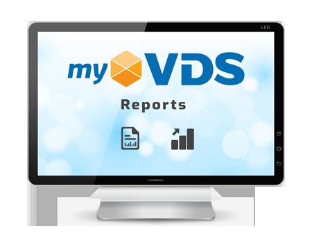 Verschiedene Reports im MyVDS